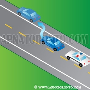 Stop for police officer if asked