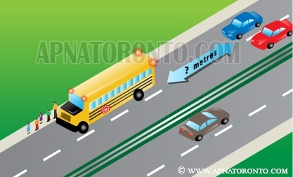 stop for school buses